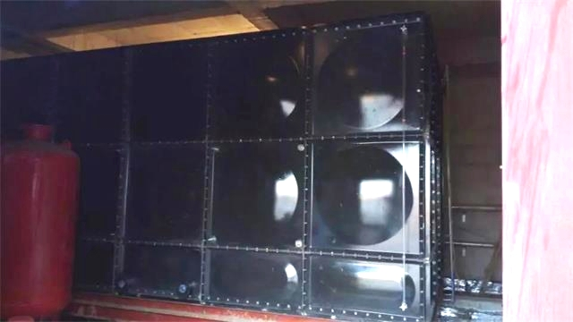 晋中家私30m3搪瓷钢板水箱
