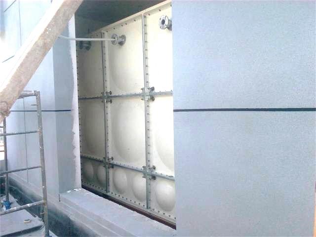 唐山市22立方玻璃钢水箱