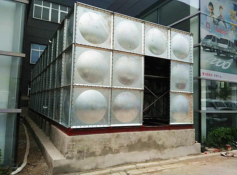 镀锌钢板水箱图3