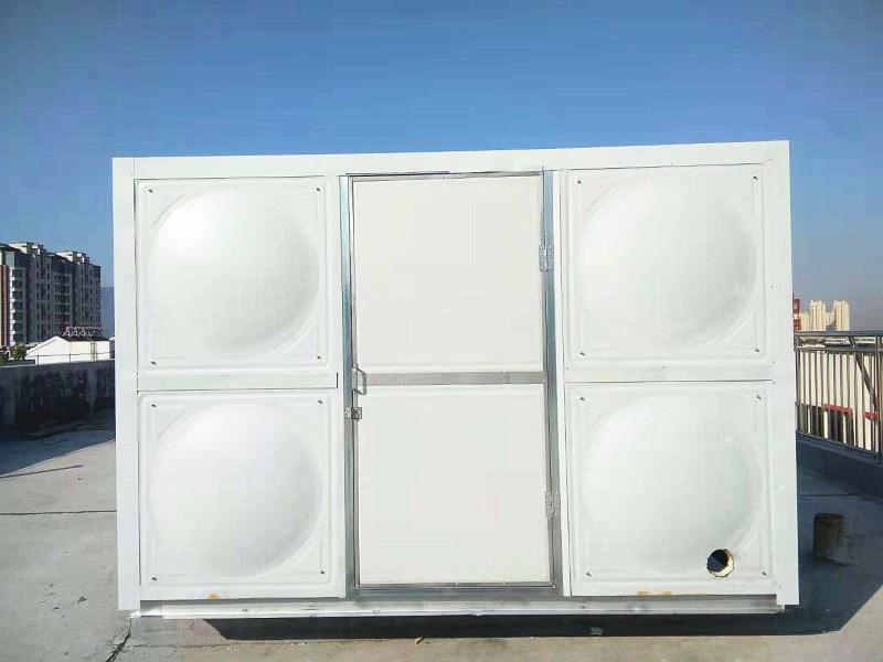 邹平市不锈钢箱泵一体化水箱