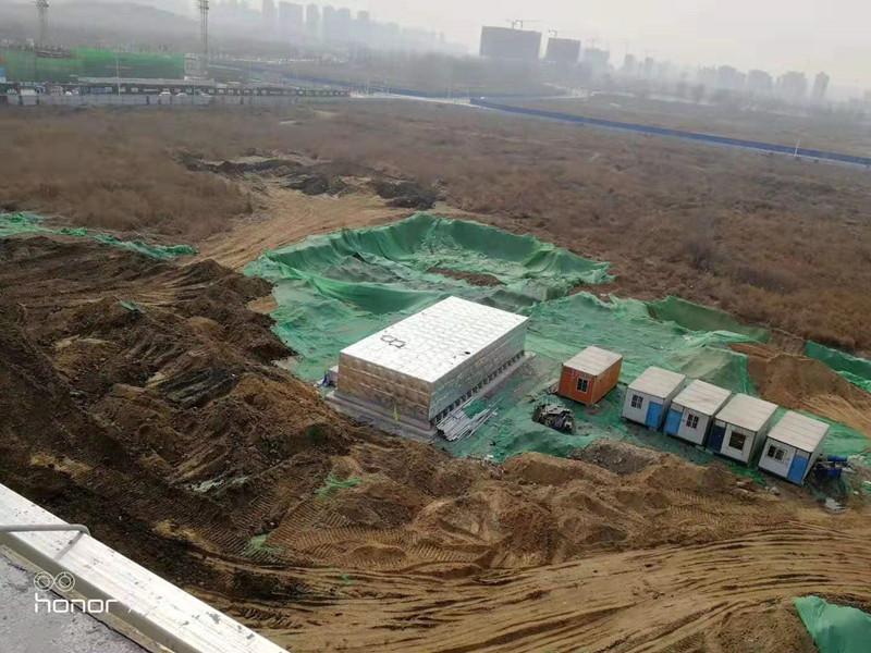 郑州BDF地埋式消防水箱