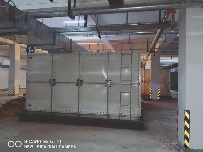 甘肃省玻璃钢水箱
