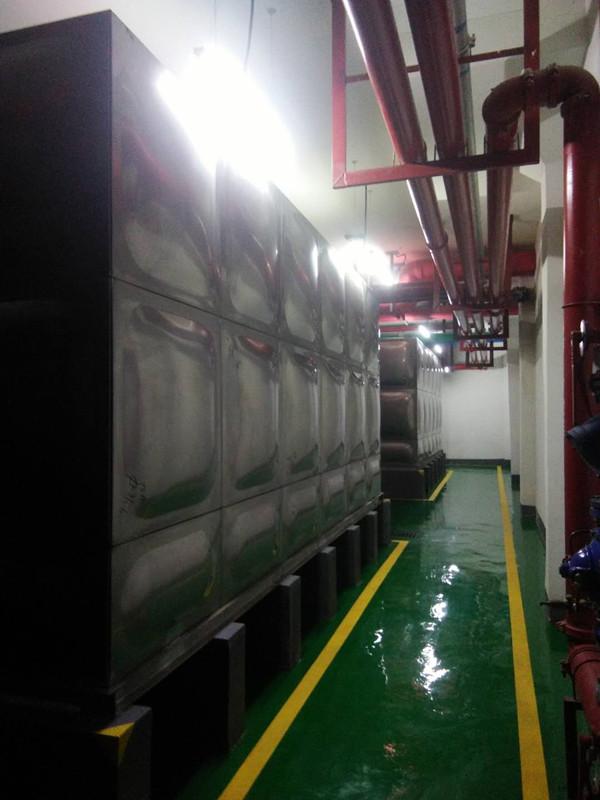 河北省不锈钢水箱