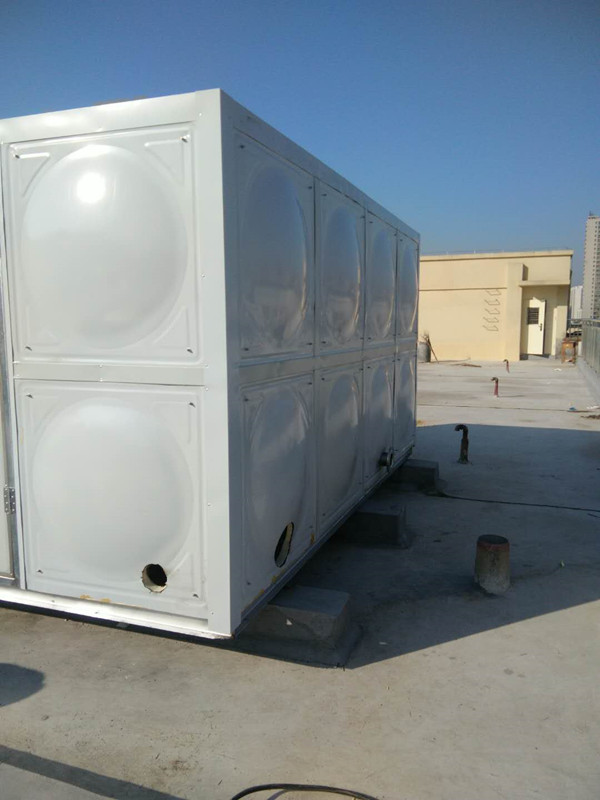邹平箱泵一体水箱