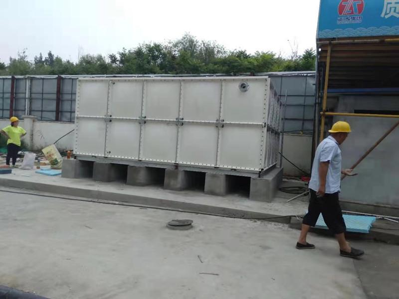 天津武清区玻璃钢水箱