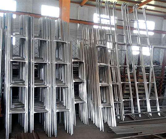 徐州两山口福特4S店镀锌钢板水箱安装实例