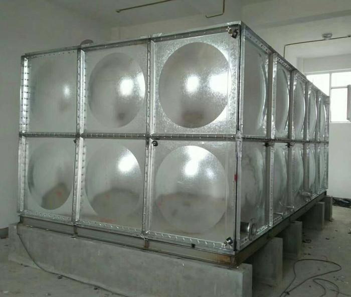 钢板镀锌水箱