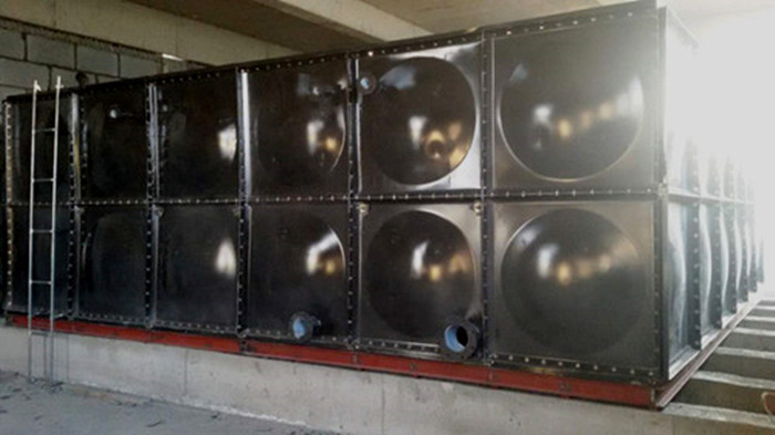 消防搪瓷钢板水箱