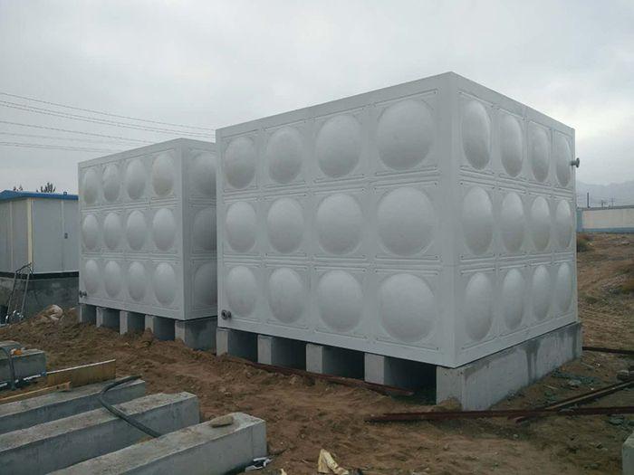 喷塑钢板保温水箱
