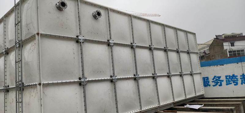 淮安市144立方玻璃钢水箱